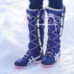 Asics Onitsuka Tiger - Yukinowa snow boot - ЛИКВИДАЦИЯ