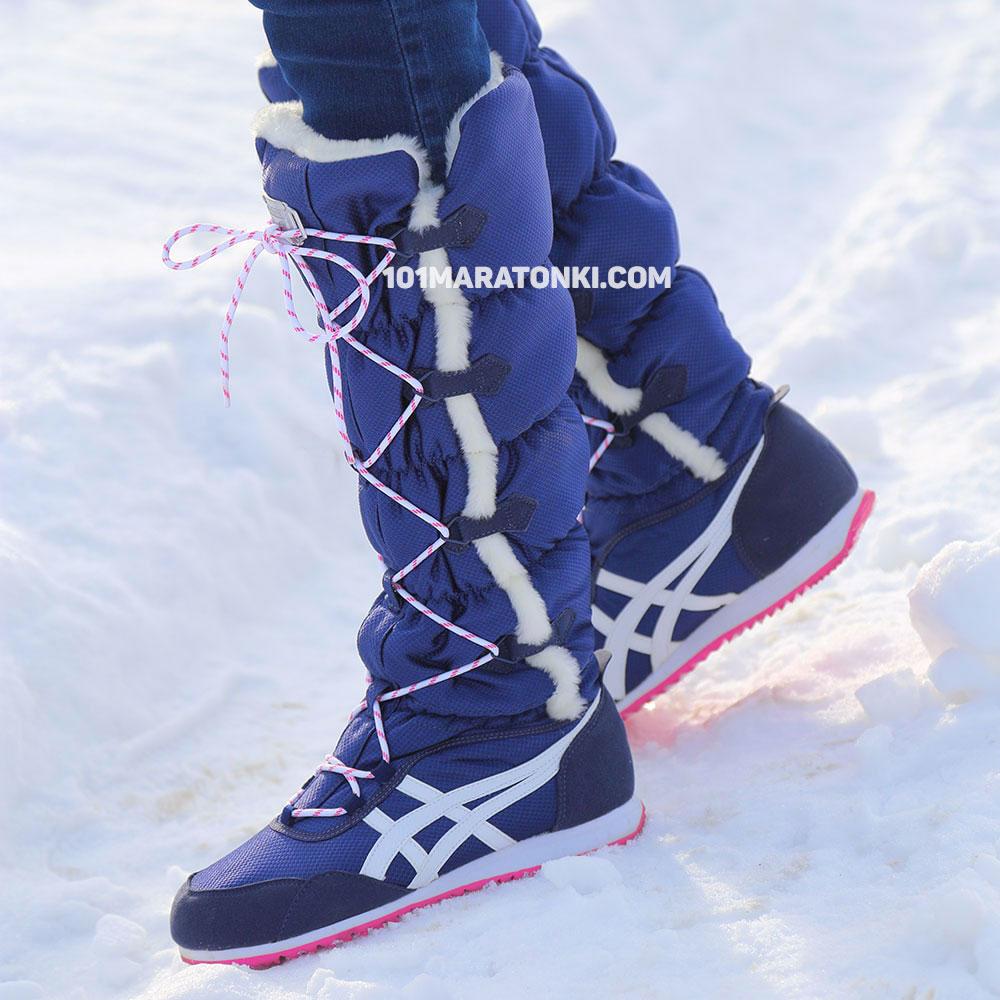 Дамски ботуши Onitsuka Tiger Yukinowa snow boot