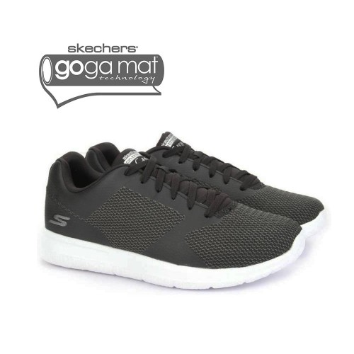 Skechers Performance go walk city - echo, black - ЛИКВИДАЦИЯ